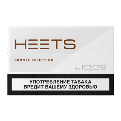 Стики Bronze Selection HEETS для IQOS - фото - 1