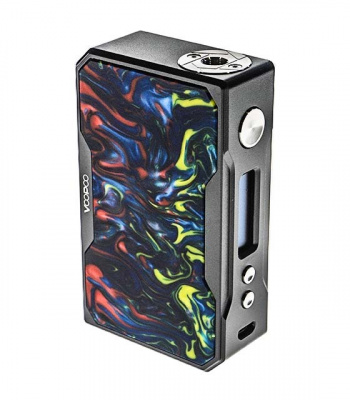 VOOPOO: Бокс Мод DRAG Black Resin - фото - 4