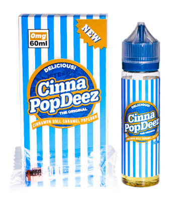 Жидкость Steep Vapors Pop Deez Cinna Shortfill (50 мл) - фото - 1