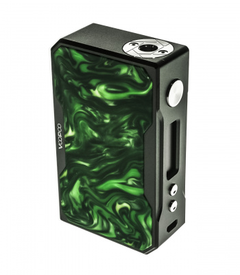 VOOPOO: Бокс Мод DRAG Black Resin - фото - 2