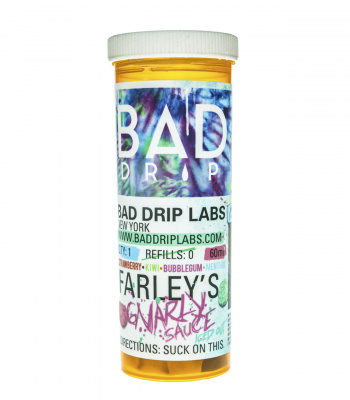 Bad Drip: Жидкость Farley's Gnarly Sauce Iced Out - фото - 1