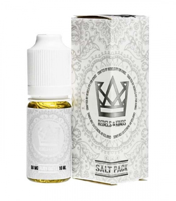 Rebels & Kings: Жидкость Ruby Gates Salt - фото - 1