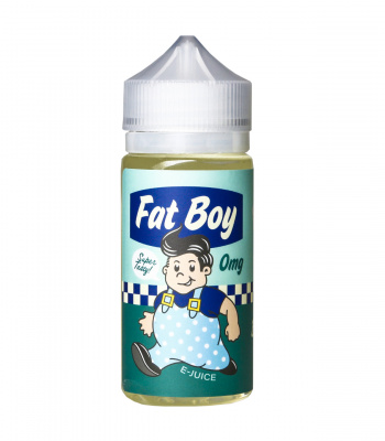 Fat Boy: Жидкость Blueberry Yogurt - фото - 1