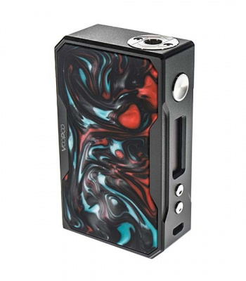 VOOPOO: Бокс Мод DRAG Black Resin - фото - 3