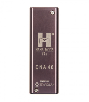 HANA Modz: V4s DNA 40 (Blasted Matte Black) - фото - 3